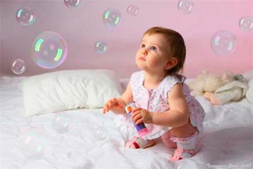 Чем заняться с годовалым ребенком дома. Проводим время вместе с малышом возраста 1-2 года