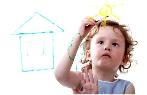 Чем занять трехлетнего ребенка в домашних. Развивающие домашние игры