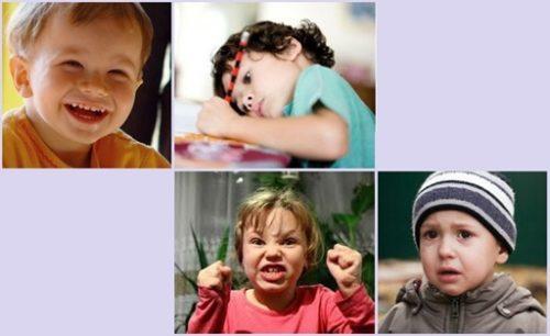 Поведение ребенка в 3 года. Темперамент ребенка: типичные ошибки и особенности воспитания
