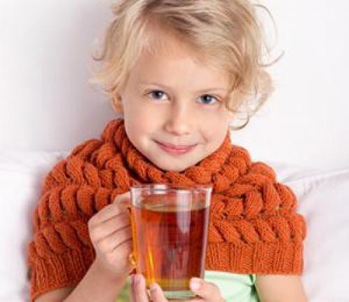 Как сбить высокую температуру ребенку в домашних условиях быстро. Обильное питье