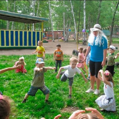 Игры для дошкольников на улице летом. Игры для маленьких детей на улице летом