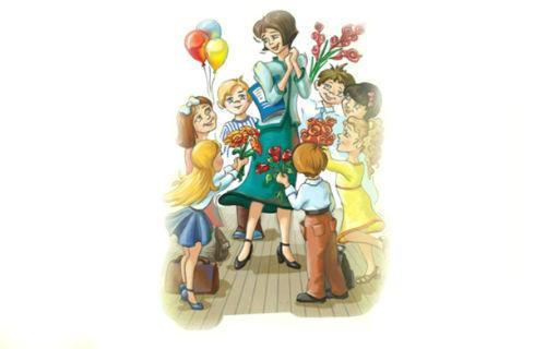 Стихи учительнице на День учителя. Стихи ко Дню учителя